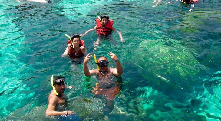 dagtrip snorkelen angthong marine park
