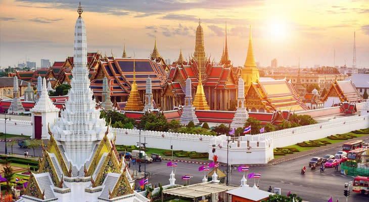 tour bangkok koninklijk paleis