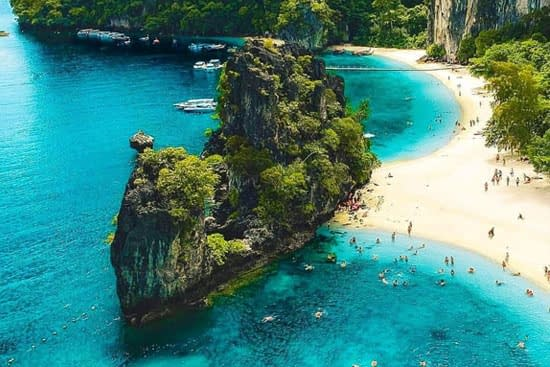 hong eiland excursie vanaf krabi