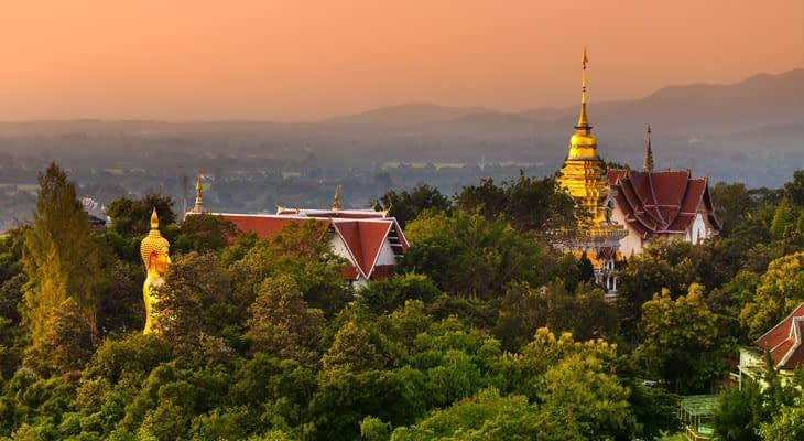 tour naar doi suthep vanaf chiang mai