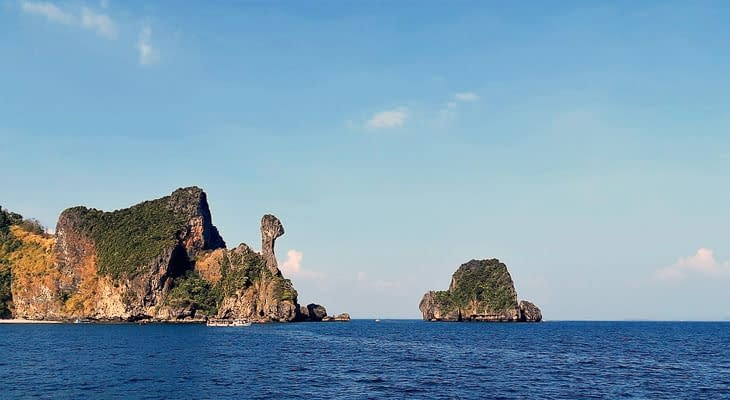 kippeneiland krabi 4 eilanden dagtrip