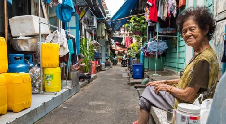 3 uur durende fietstocht chinatown bangkok