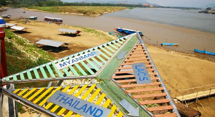gouden driehoek thailand laos myanmar excursie