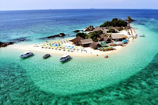 phi phi khai eiland excursie vanaf phuket