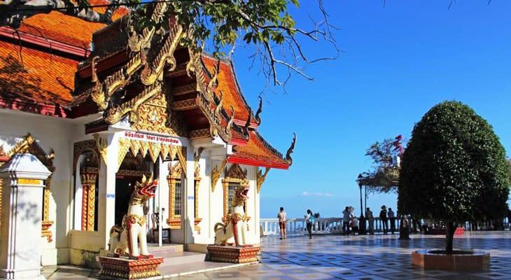 doi suthep tempel tour