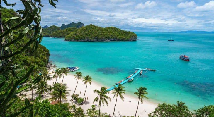 uitkijkpunt koh wua ta lap angthong tour