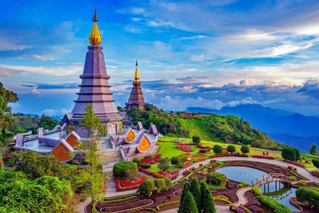 doi inthanon tour vanaf chiang mai