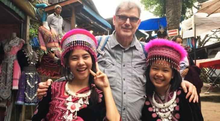 hmong stam noord thailand