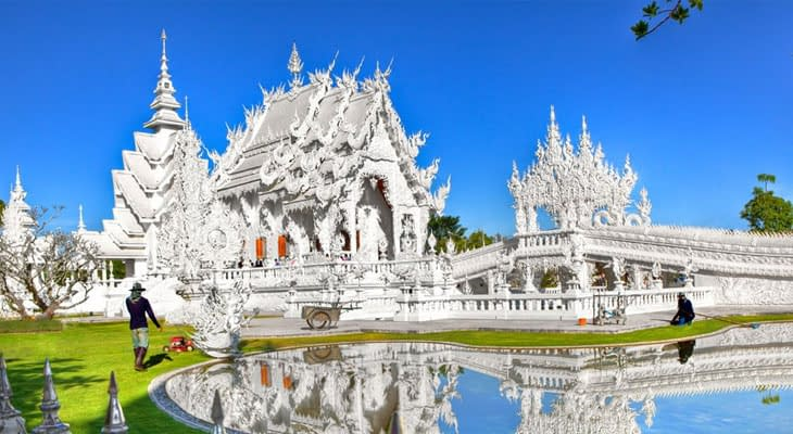 chiang rai excursie vanaf chiang mai