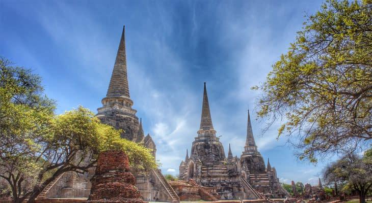 wat phra sisanphet ayutthaya tour vanuit bangkok