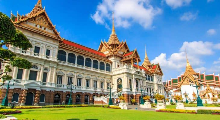 koninklijk paleis bangkok excursie