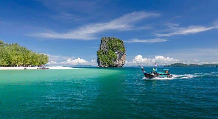poda eiland 7 eilanden excursie