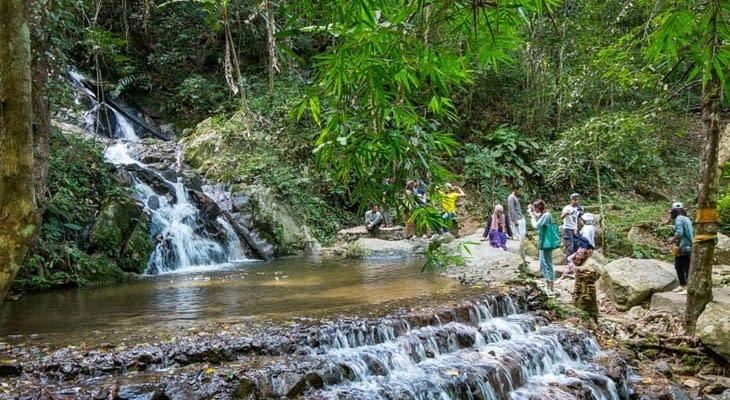 mae kampong waterval chiang mai