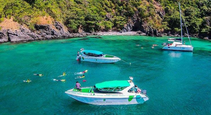phuket-dagtrip-coral-island-speedboat