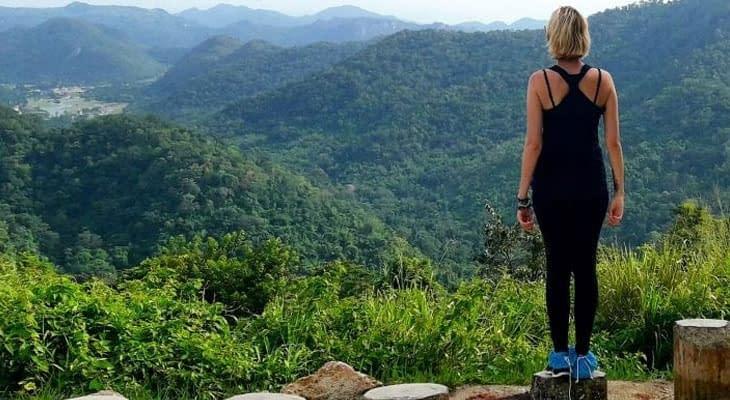 uitkijkpunt khao yai nationaal park