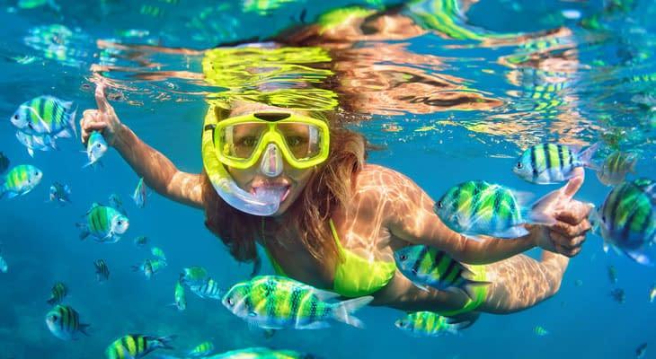 snorkeltour phi phi vanaf krabi