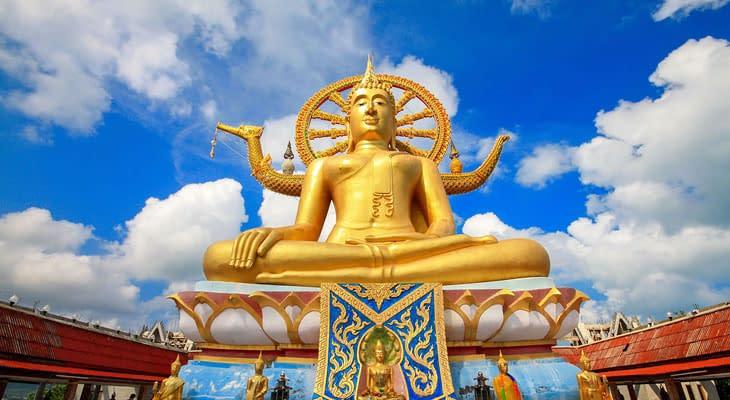 big buddha koh samui tour