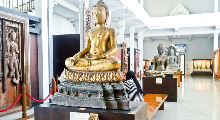 nationaal museum ayutthaya