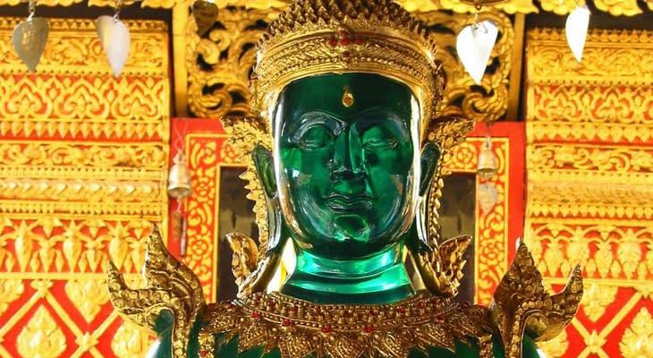 emerald boeddha tempel bangkok