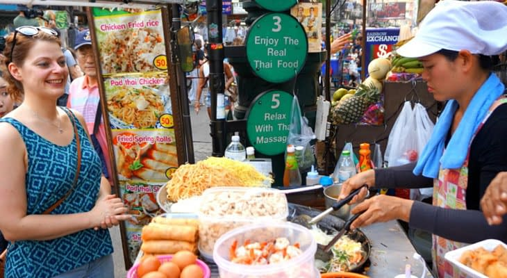 street food bangkok excursie