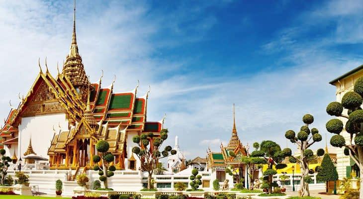 excursie koninklijk paleis bangkok