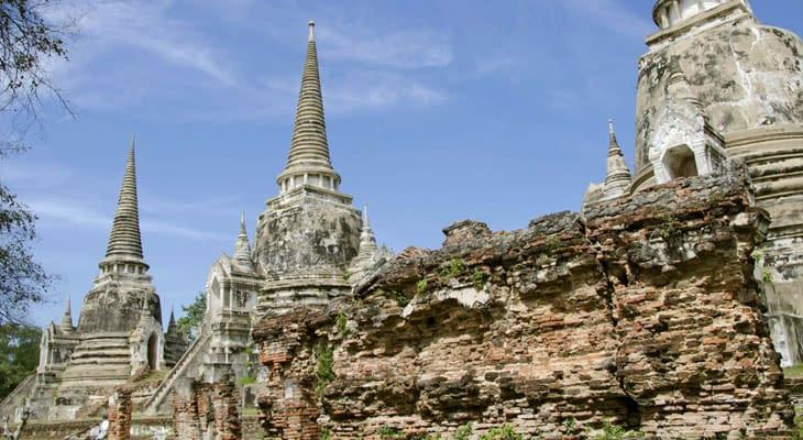 wat phra sisanphet ayutthaya tour