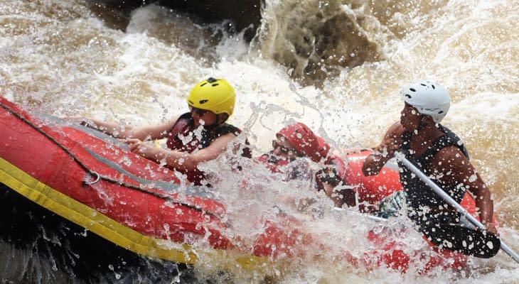 rafting chiang mai excursie