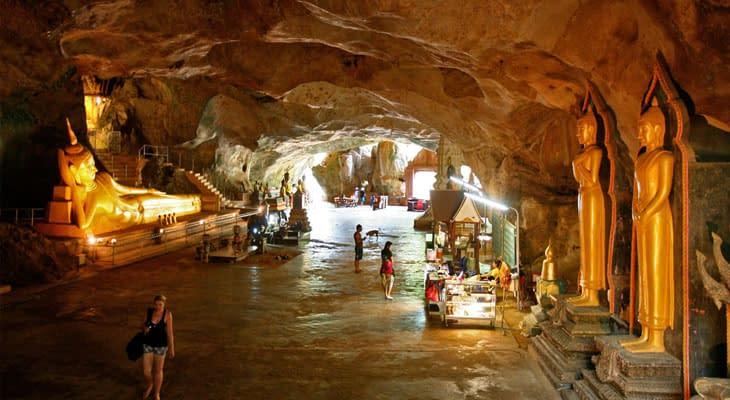 monkey cave tempel