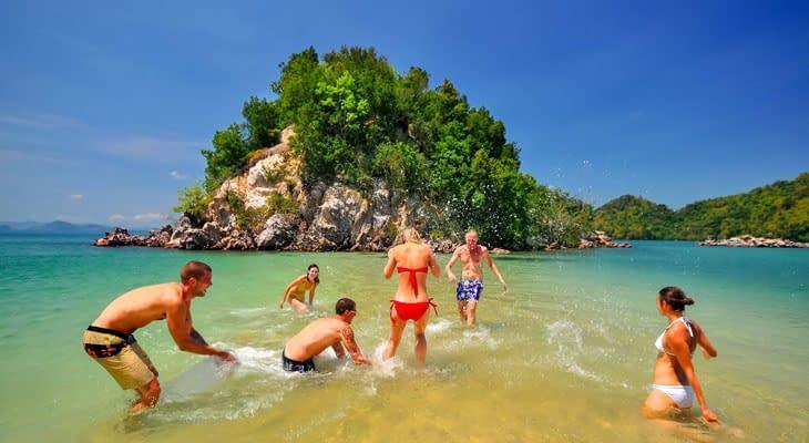 pakbia eiland tour krabi