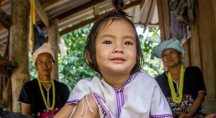 karen bergstam hill tribe thailand