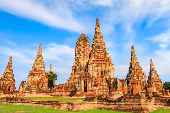 ayutthaya tour vanuit bangkok