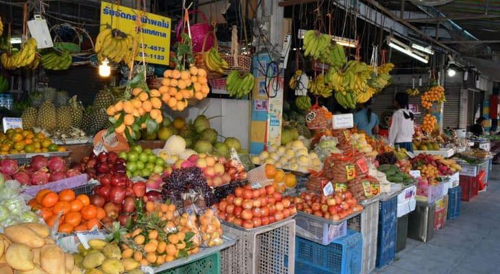 nathon markt koh samui