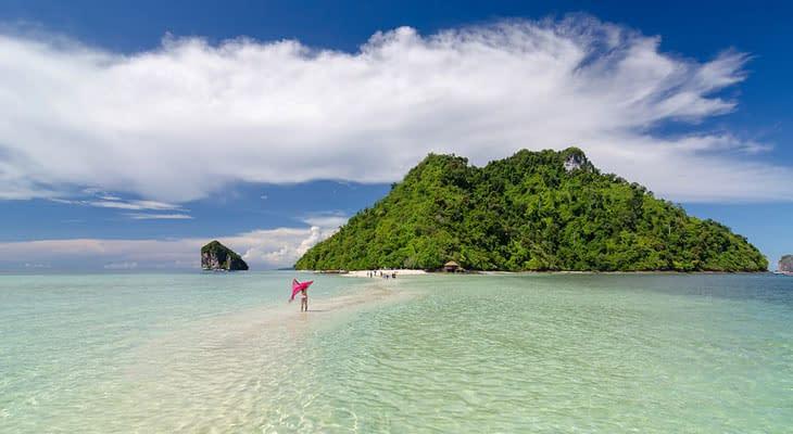 tup eiland krabi excursie