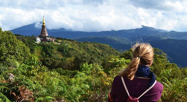 doi inthanon koninklijke pagoda dagtour