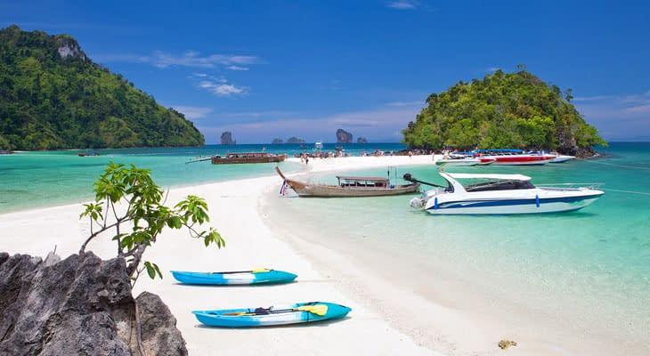 tup eiland krabi tour