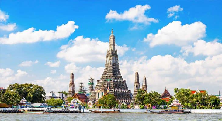 wat arun hoogtepunt bangkok tour