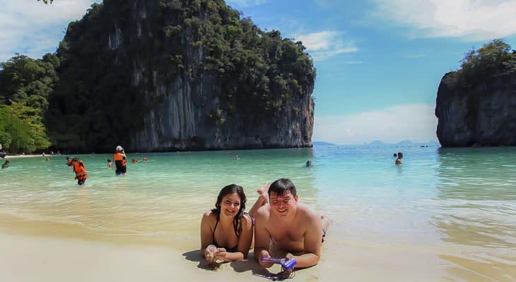 excursie hong eilanden vanaf krabi